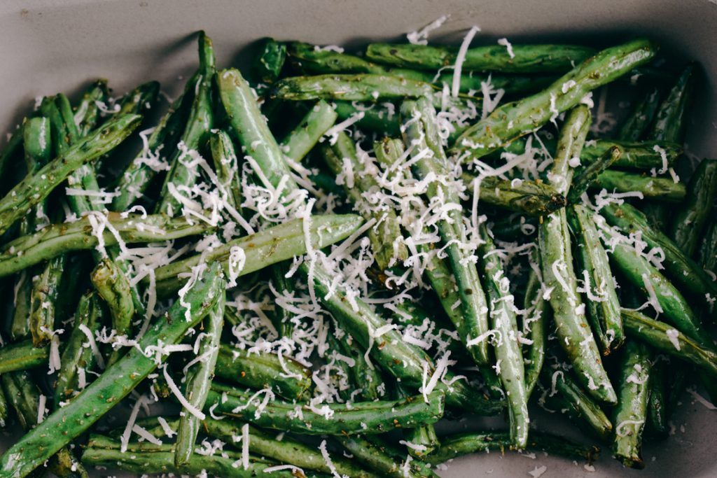 Air Fryer Green Bean Recipe | Simply Nourished Home