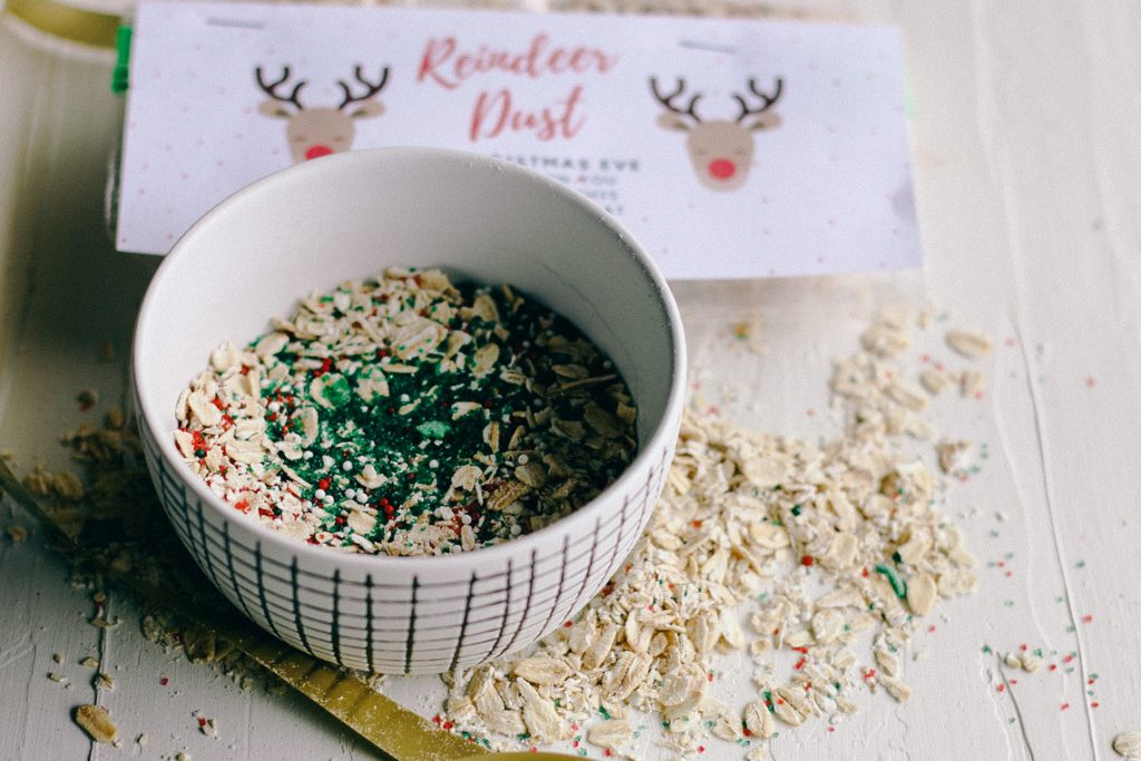 Magical Reindeer Dust |Simply Nourished Home