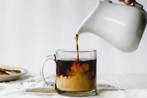 Gingerbread Coffee Creamer