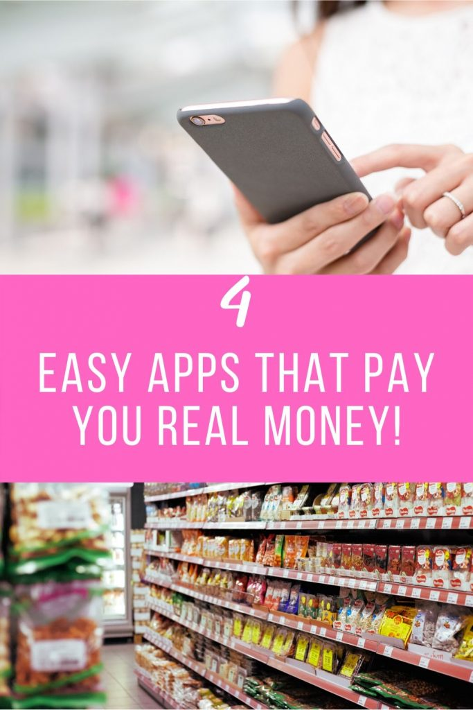 4 easy apps that pay you real money | SImply Nourished Home